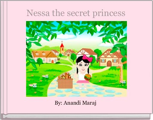 Nessa the secret princess