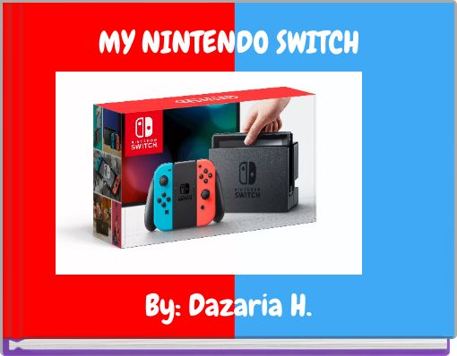 MY NINTENDO SWITCH