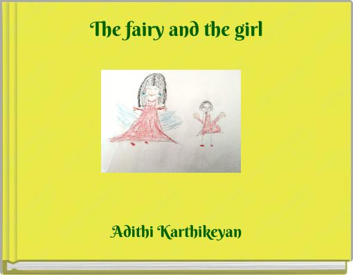 The fairy and the girl