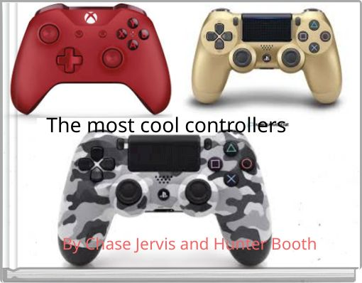 The most cool controllers