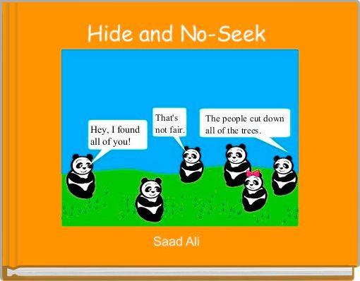 Hide and No-Seek