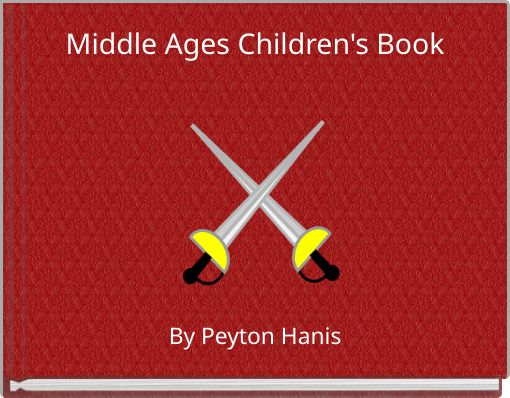 Middle Ages Children's Book