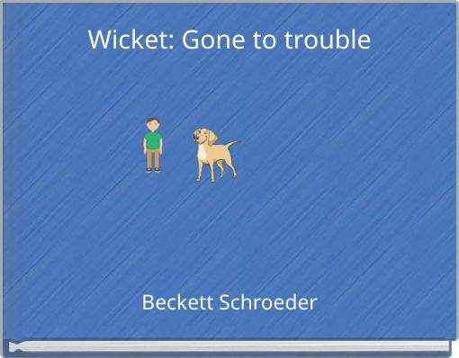 Wicket: Gone to trouble