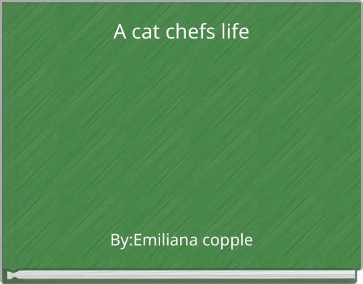 A cat chefs life