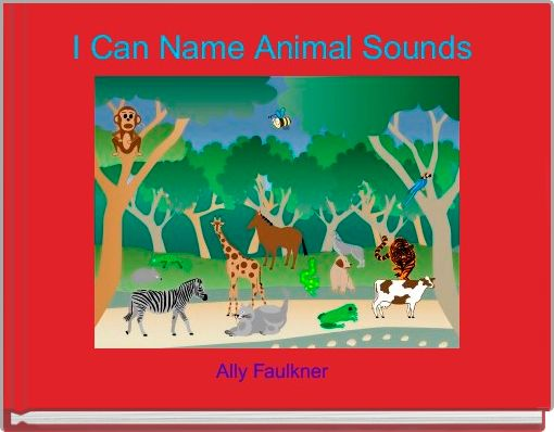 I Can Name Animal Sounds