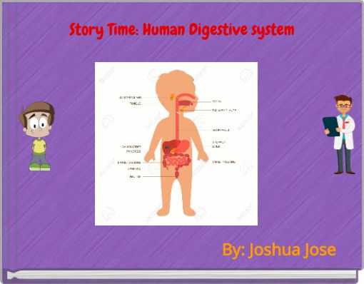 Story Time:  Human Digestive system