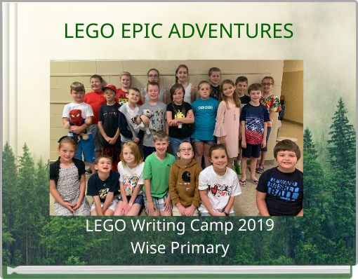 LEGO EPIC ADVENTURES