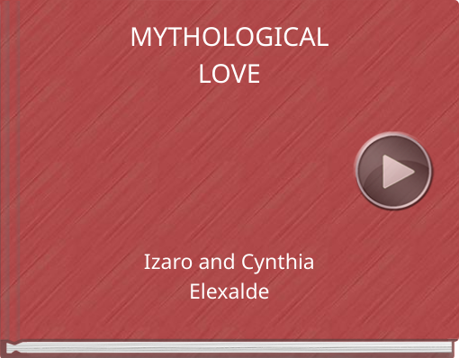 Book titled 'MYTHOLOGICALLOVE'