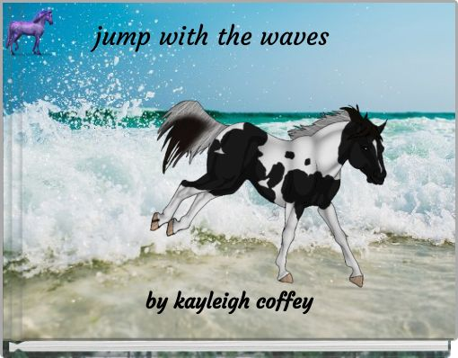 jump with the waves