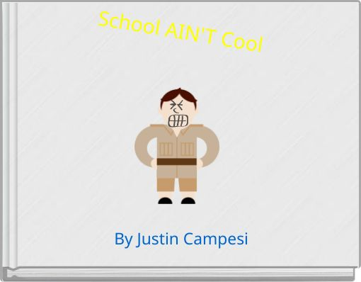 School AIN'T Cool