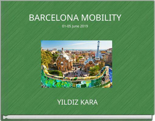 BARCELONA MOBILITY01-05 June 2019