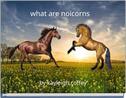 what are noicorns