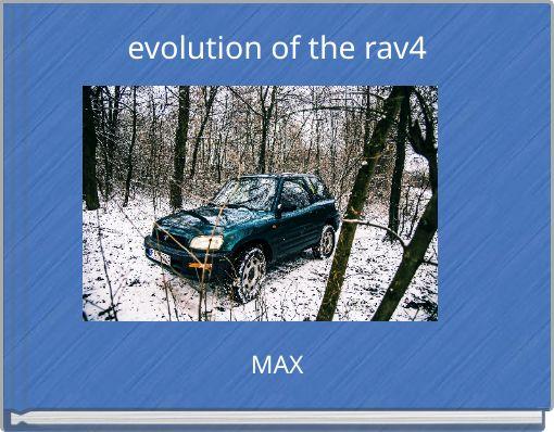 evolution of the rav4