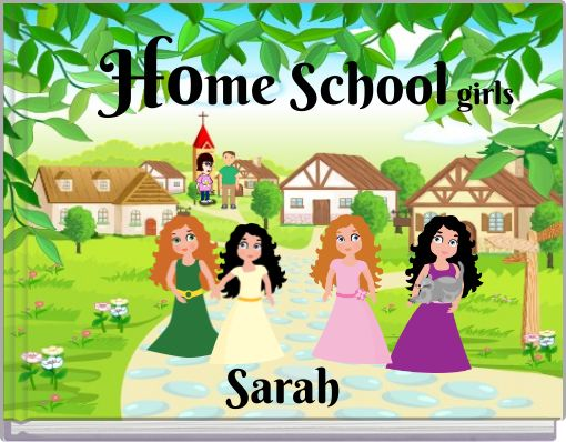 Home School girls