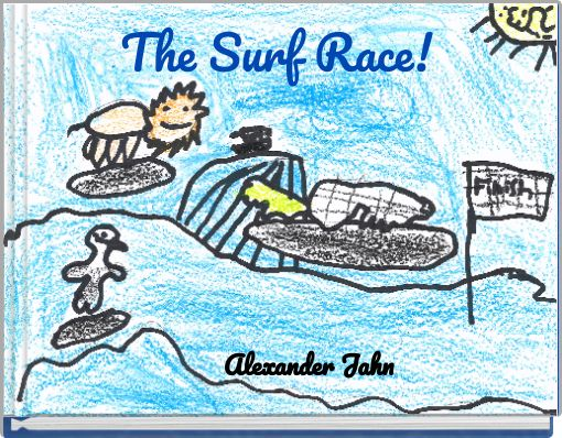 The Surf Race!