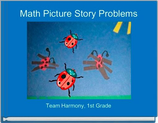 Math Picture Story Problems