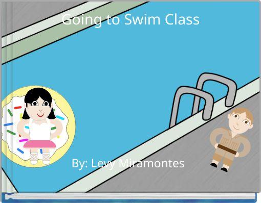 Going to Swim Class
