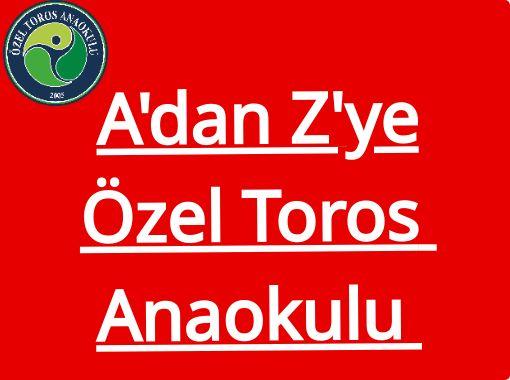 A Dan Z Yeozel Toros Anaokulu Free Books Children S Stories