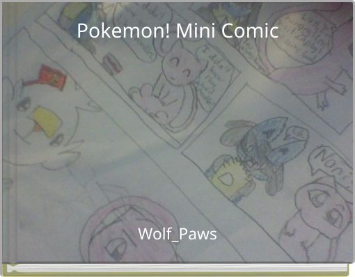 Pokemon! Mini Comic