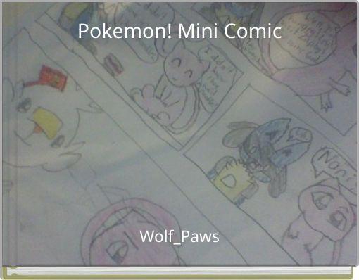 Pokemon! Mini Comic