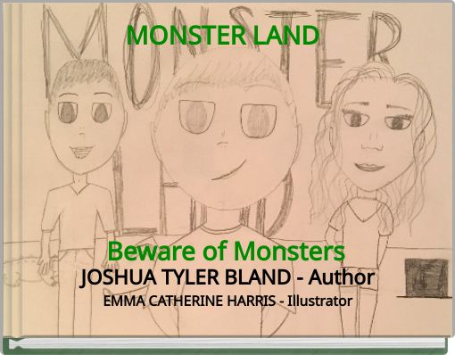 MONSTER LAND Beware of Monsters
