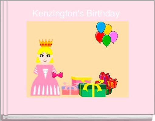 Kenzington's Birthday
