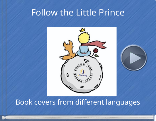Book titled 'Follow the Little Prince'