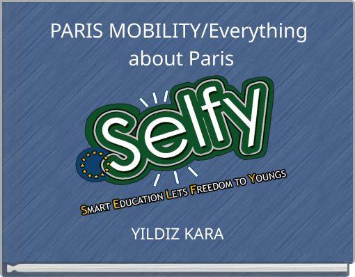 PARIS MOBILITY/Everything about Paris