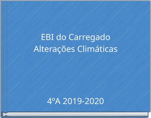 EBI do CarregadoAlterações Climáticas