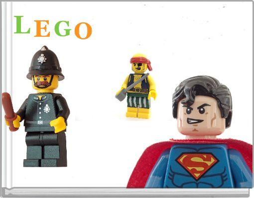 Lego halloweenL