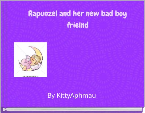 Rapunzel and her new bad boy frielnd