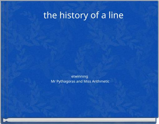 the history of a line