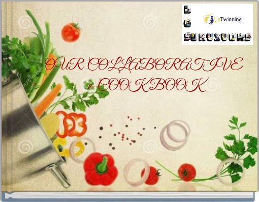 OUR COLLABORATIVE e-COOK   BOOK