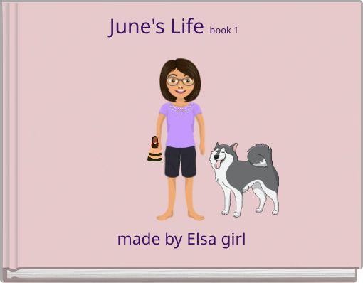 June's Life book 1