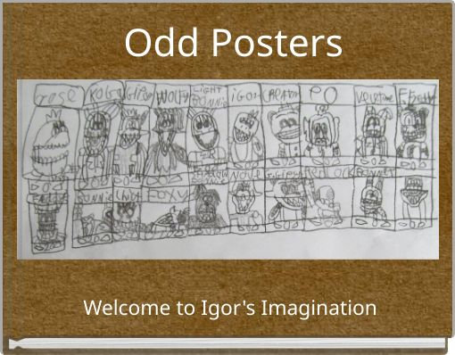 Odd Posters