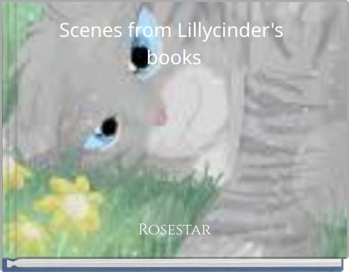 Scenes from Lillycinder's books