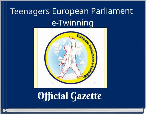 Teenagers European Parliament e-Twinning