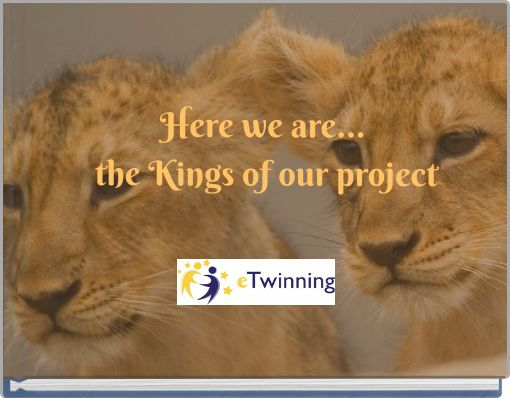 Here we are... the Kings of our project