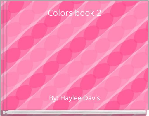 Colors book 2