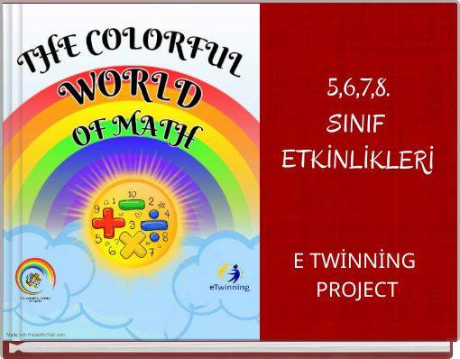 THE CORFUL WORLD OF MATHTÜM SINIFLAR ORTAK