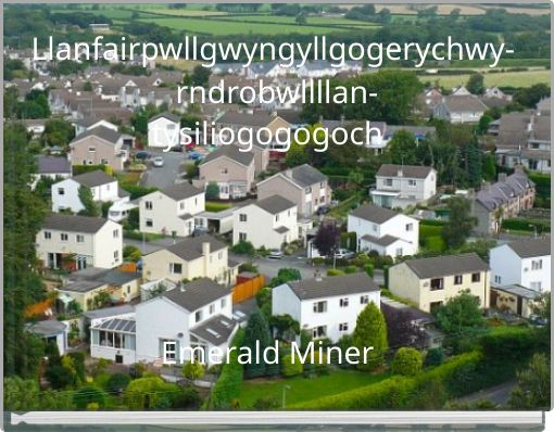 Llanfairpwllgwyngyllgogerychwy- rndrobwllllan-