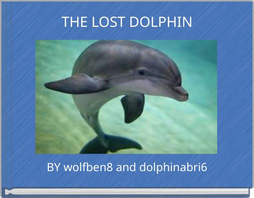 THE LOST DOLPHIN