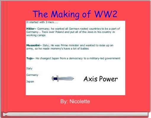 The Making of WW2