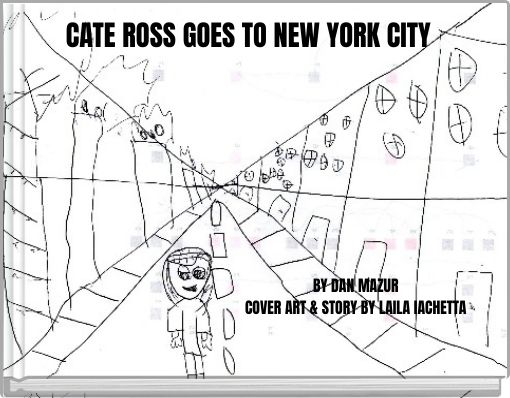 CATE ROSS GOES TO NEW YORK CITY
