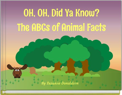 OH, OH, Did Ya Know?The ABCs of Animal Facts