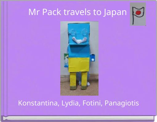 Mr Pack travels to Japan