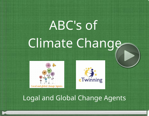 Book titled 'ABC's of Climate Change'