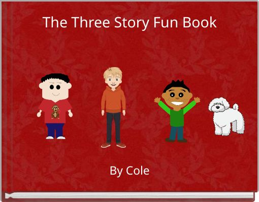 The Three Story Fun Book