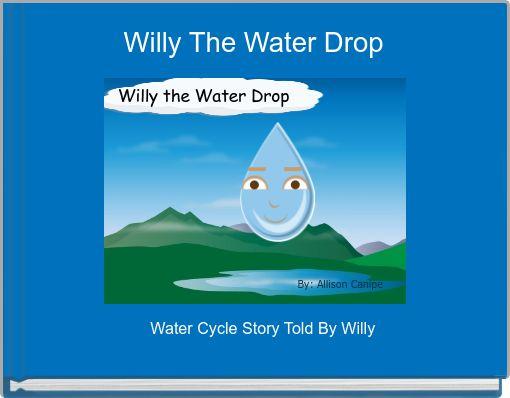 Willy The Water Drop
