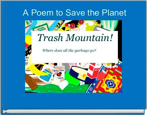 A Poem to Save the Planet